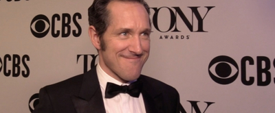Tonys TV: Best Featured Actor in a Play, Bertie Carvel