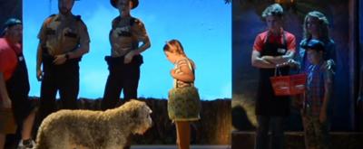 VIDEO: BECAUSE OF WINN DIXIE at Goodspeed Musicals