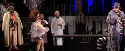 BWW TV: Check Out Highlights from the Latest Encores! Endeavor PROMENADE