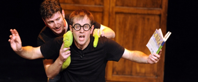 BWW Feature: POTTED POTTER THE UNAUTHORIZED HARRY EXPERIENCE at Windows Showroom At Bally's Las Vegas