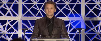 VIDEO: Jason Danieley Accepts Marin Mazzie's Special Tony Award