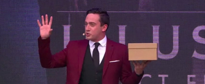 VIDEO: THE ILLUSIONISTS Perform at West End Live
