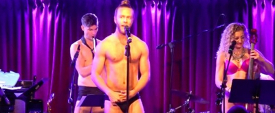 VIDEO: Andrew Lippa, Marissa Rosen, and More Strip Down at the Skivvies Tony Awards Viewing Party