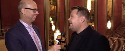 BWW TV: James Corden Teases What in Store for the Tony Awards!