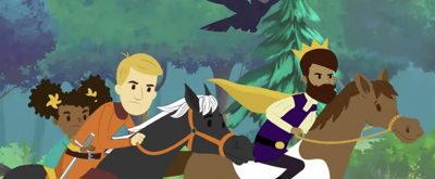 VIDEO: Hulu Shares THE BRAVEST KNIGHT 'Theme Song Sing-Along'