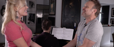 BWW TV: Sherie Rene Scott and Norbert Leo Butz Sing THE LAST FIVE YEARS in Rehearsals for TWOHANDER
