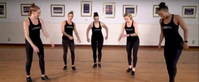 VIDEO: The Radio City Rockettes Celebrate National Tap Dance Day