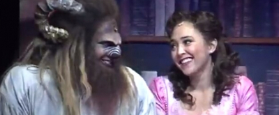 VIDEO: Highlights From BEAUTY AND THE BEAST At Paper Mill Playhouse