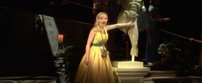 EXCLUSIVE VIDEO: Get A First Look At Renée Fleming and Dove Cameron In THE LIGHT IN THE PIAZZA at London's Royal Festival Hall