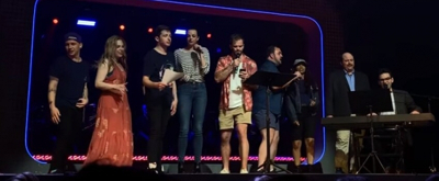 BWW Exclusive: The BE MORE CHILL Cast Sings 3 Cut Songs At The Post-Show Hang