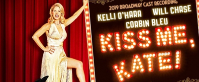 Album Review: So In Love (Mostly) with KISS ME KATE Cast Album