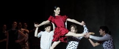 CARMEN THE BALLET to Play at Theatre Mogador