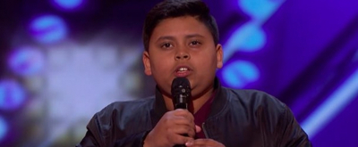 VIDEO: 12-Year-Old Luke Islam Sings 'She Used To Be Mine' From WAITRESS on AMERICA'S GOT TALENT; Gets Golden Buzzer