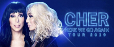 CHER to Return to Sweden with HERE WE GO AGAIN TOUR at Friends Arena