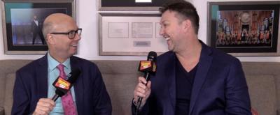 Tonys Talk: How Warren Carlyle Made KISS ME, KATE Dance!