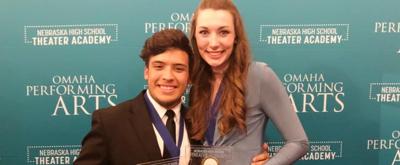 Piper Monson Of Nebraska City And Drew Sinnard Of Kearney Will Represent Nebraska At The Jimmy Awards In New York