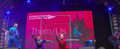 VIDEO: BalletBoyz Perform at West End Live