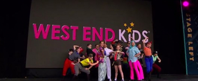 VIDEO: West End Kids Perform at West End Live