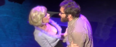 VIDEO: On This Day, July 1 - Jake Gyllenhaal And Ellen Greene Star In LITTLE SHOP OF HORRORS At City Center
