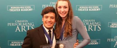 JIMMYS BLOG: Meet a Nominee from the Nebraska High School Theater Academy, Drew Sinnard!