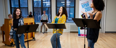 BWW TV: The Creation Myth Gets a Punk Rock Retelling in a Sneak Peek of LEAVING EDEN at NYMF