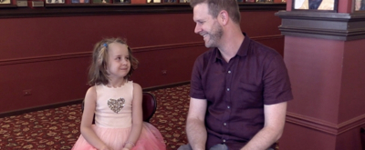 BWW Exclusive: The Broadway Kids of COME FROM AWAY Celebrate Father's Day!
