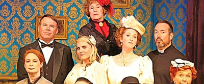 BWW Previews: VICTORIAN LOONEY TUNES IN THE FORM OF THE IMPORTANCE OF BEING EARNEST at Carrollwood Players Theatre