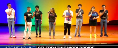 VIDEO: Shoshana Bean, George Salazar, and More Broadway Stars Perform 'Seasons of Love' in Honor of World Pride