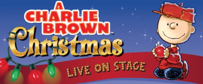 A CHARLIE BROWN CHRISTMAS LIVE ON STAGE to Bring Holiday Cheers to Eccles Theater