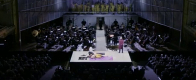 VIDEO: Opening Night Highlights From PRISONER OF THE STATE Opening Night At the NY Philharmonic