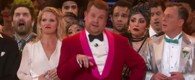 VIDEO: James Corden is Joined by Over 170 Performers in Tony Award Opening Number Celebrating Live Theatre