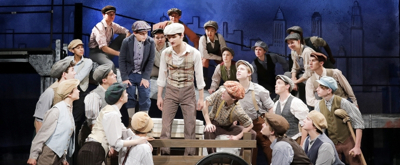 BWW Review: NEWSIES at Des Moines Playhouse: A New Generation is Giving Audiences Something to Believe in.