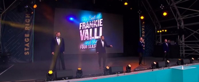 VIDEO: The Best Of Frankie Valli & The Four Seasons Performs at West End Live