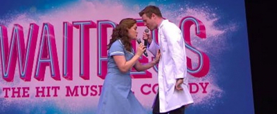 VIDEO: Lucie Jones and the Cast of WAITRESS Perform at West End Live