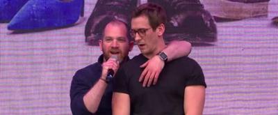 VIDEO: FALSETTOS Performs at West End Live