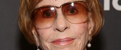 Carol Burnett Takes the Stage in Buffalo