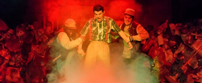 BWW Review: THE TOXIC AVENGER is a Slapstick, Double Entendre Farcical Delight at Blank Canvas