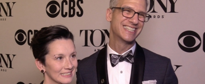 Tonys TV: Best Sound Design of a Musical, Jessica Paz & Nevin Steinberg