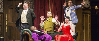 BWW Review: THE PLAY THAT GOES WRONG at Des Moines Performing Arts, An Evening of Theatre That Goes Right!