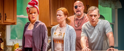 Review: THE WAKE at Premiere Stages is an Outstanding Family Drama