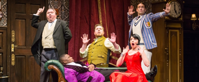 BWW Review: THE PLAY THAT GOES WRONG at The Majestic Theatre San Antonio
