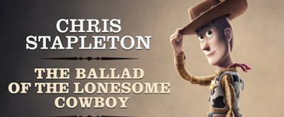 VIDEO: Chris Stapleton Sings Song on TOY STORY 4 Soundtrack