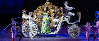 Photo Flash: CINDERELLA Enchants at the Muny