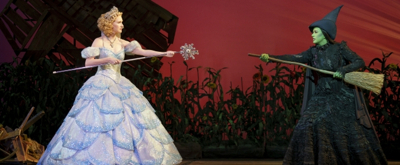 BWW Review: Get Green!  WICKED at the Paramount is Still Luminous!
