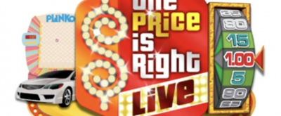 PRICE IS RIGHT LIVE to Come On Down to Embassy Theatre