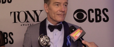 Tonys TV: Best Leading Actor in a Play, Bryan Cranston