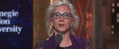 VIDEO: Monticello High School Theater Director Madeline Michel Accepts 2019 Excellence in Theatre Education Tony Award