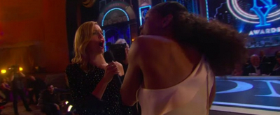 VIDEO: Audra McDonald and Laura Linney Have Beef on the Tonys