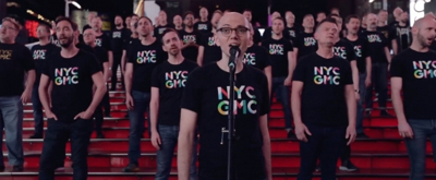 VIDEO: Watch the New York City Gay Mens Chorus Perform 'What If Truth Is All We Have?' Written By Ann Hampton Callaway