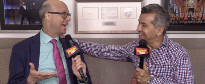 Tonys Talk: How Sergio Trujillo Made the Temptations Dance in AIN'T TO PROUD!